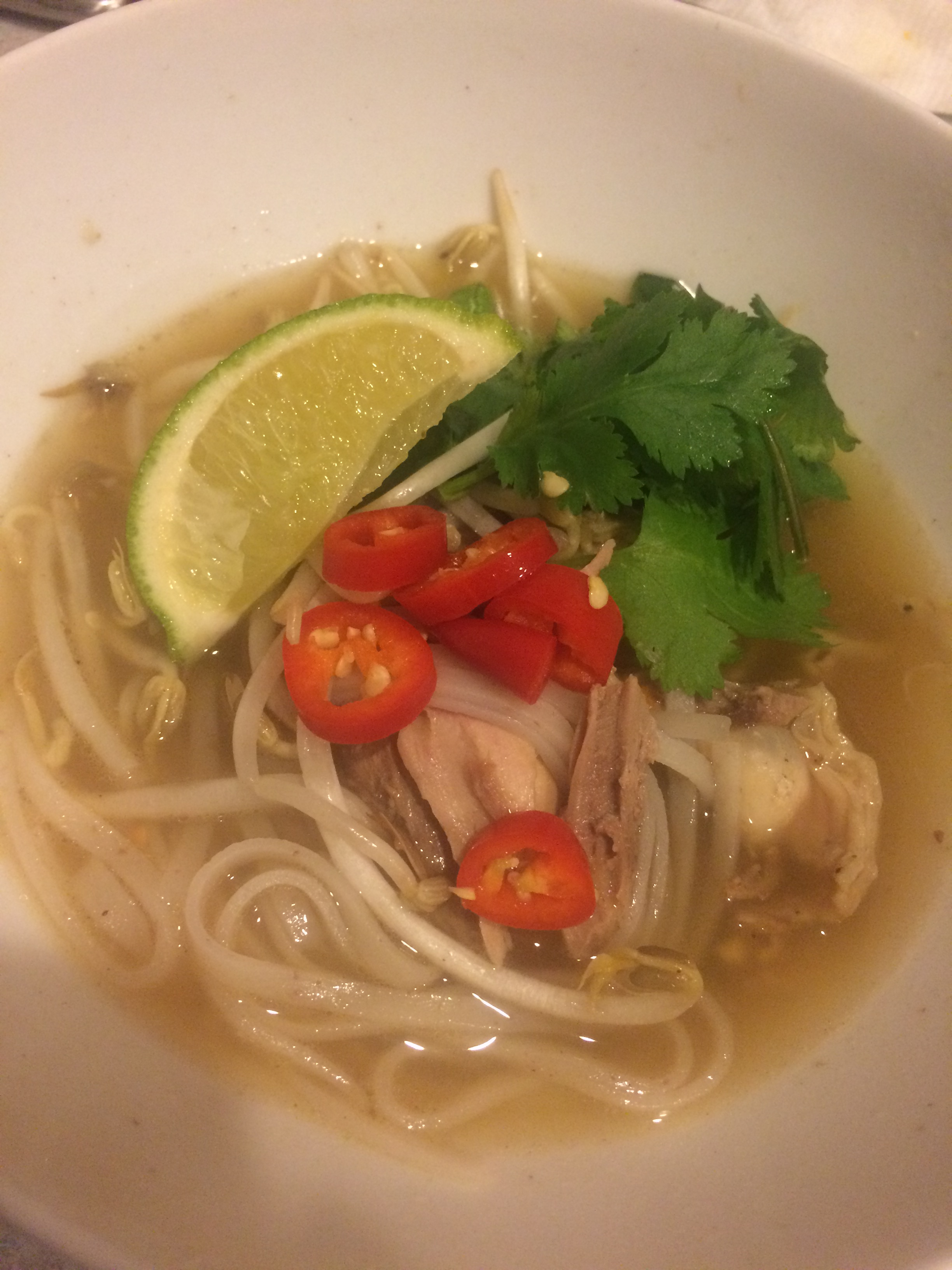 Leftover Turkey Pho Single Mom Suppers